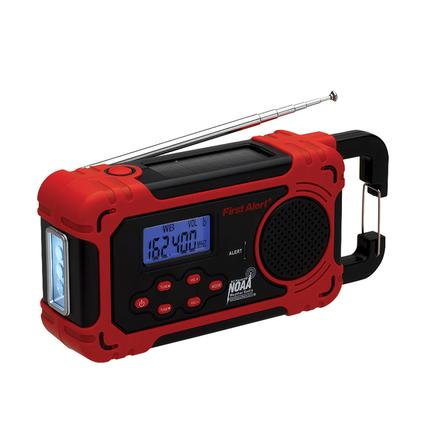 First Alert AM/FM Weather Band Radio with Weather Alert