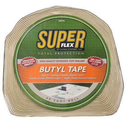Superflex Butyl Tape, 3/4