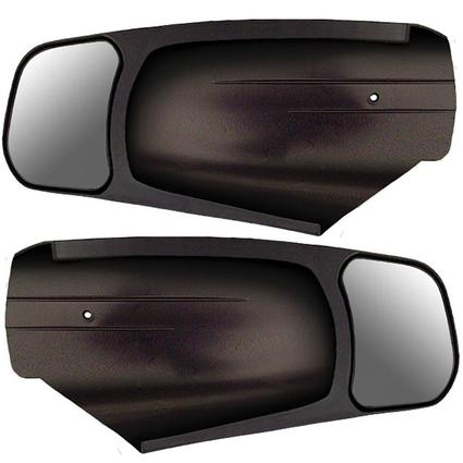 CIPA Custom Towing Mirrors, Pair -- Chevy/GMC Silverado Sierra 2014-2018
