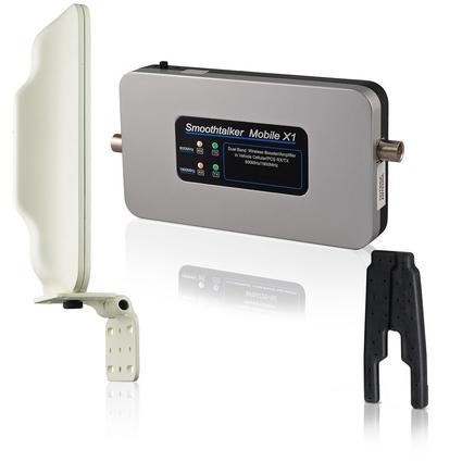 SmoothTalker Mobile X1-50, High Power Wireless Cellular Signal Booster Kit