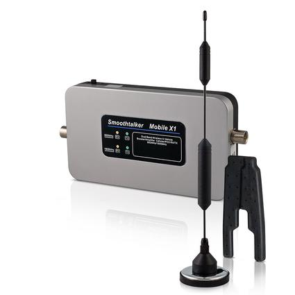 SmoothTalker Mobile X1-50 High-Power Wireless Cellular Signal Booster Kit with Magnet Mount Antenna