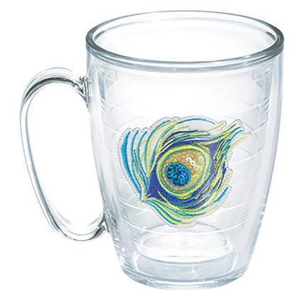 Tervis Peacock Mug, 15 oz.