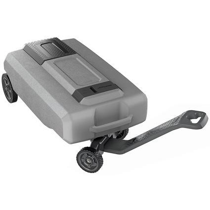 Thetford SmartTote2 LX 4-Wheel Portable Waste Tank, 18 Gallon
