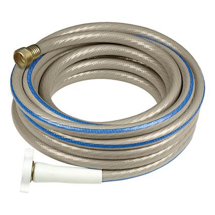 NeverKink Hose - Tan, 25' x 1/2