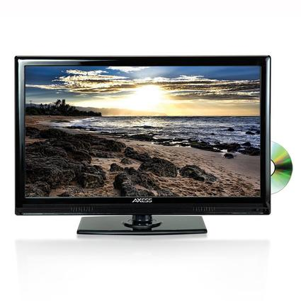 24'' Widescreen HD LED TV/DVD