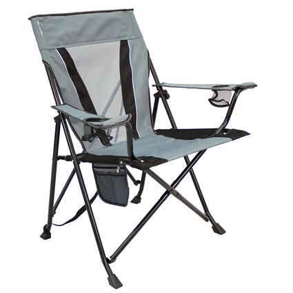 Gray XXL Dual Lock Chair