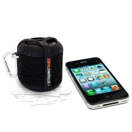Rage Water-Resistant Wireless Bluetooth Speaker