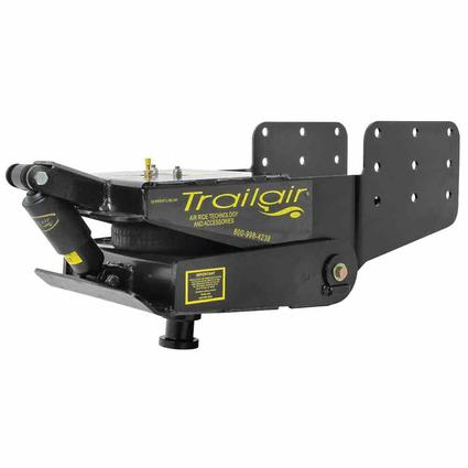 Air Ride 5th Wheel Pin Box Long Jaw, 21K