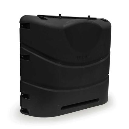 30 lb. Heavy Duty Propane Tank Cover, Black