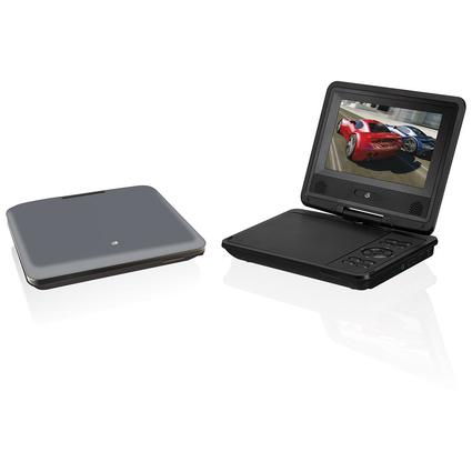 7 Swivel Screen Portable DVD Player for Home and Car