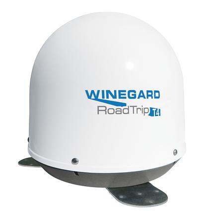 Winegard RoadTrip T4 Satellite Antenna, White