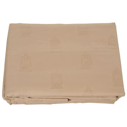 Taupe Embossed Lantern Sheet Sets, Bunk