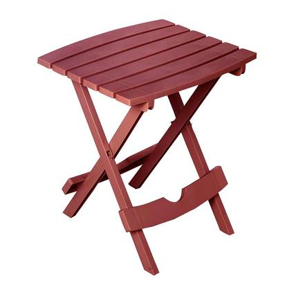 Quik-Fold Tables, Red