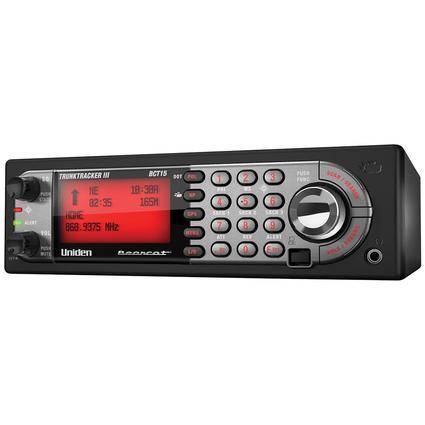 Uniden Base Scanner, GPS Support, 2500 Ch, Close Cl