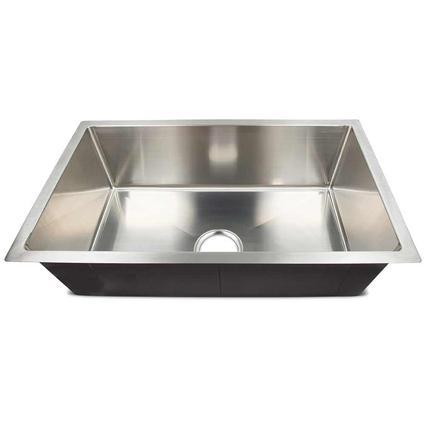 Genuine Stainless Steel Sinks, Single
