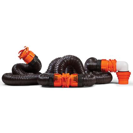 RhinoEXTREME 20' Sewer Hose Kit