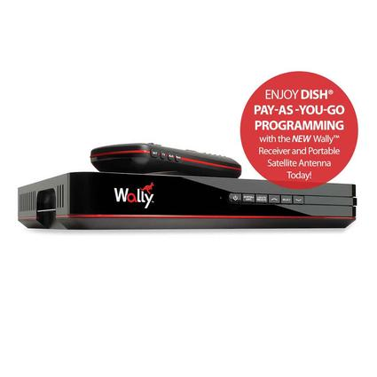 Wally DISH HD Satellite Receiver