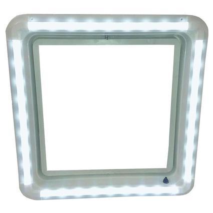 RV Chandelier LED Vent Trim Ring