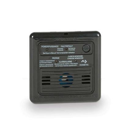 Duo LP CO Alarm, Black