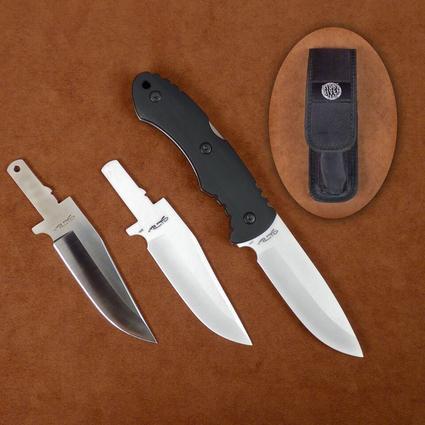 Change-Blade Camp Knife