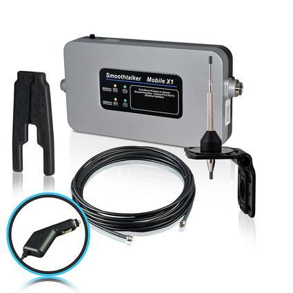 Smoothtalker Mobile X1 50RV High Power RV/Motorhome Kit with 12V Power Supply