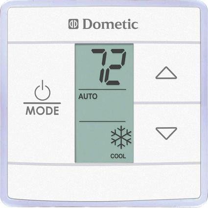 Dometic Capacity Touch Thermostat with Control Kit