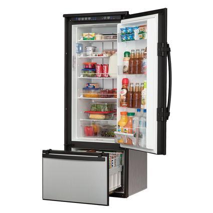 Super Hybrid Refrigerator, RIght Door Swing