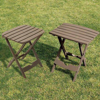 Folding Table Set, Portobello