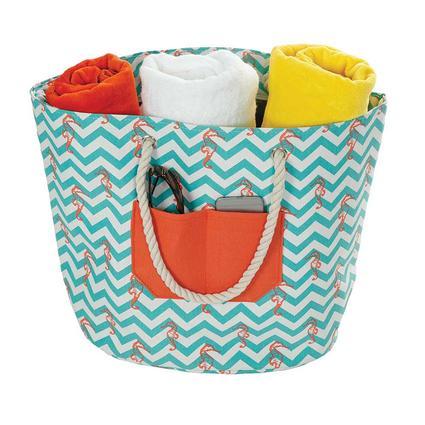 Cooler Tote Bags, Chevron
