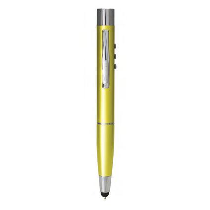 Yellow Selfie Pen