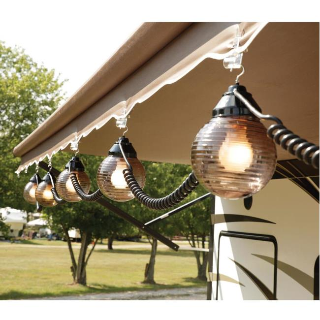 Image 6 bronze globe lights with 30apos cord to enlarge the image click or