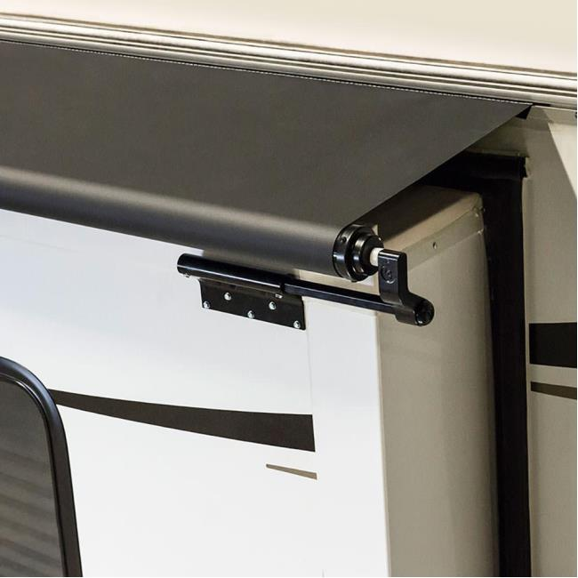 Wonderful Image Solera Slider With Awning Rail. To Enlarge The Image, Click Or Press  Enter .
