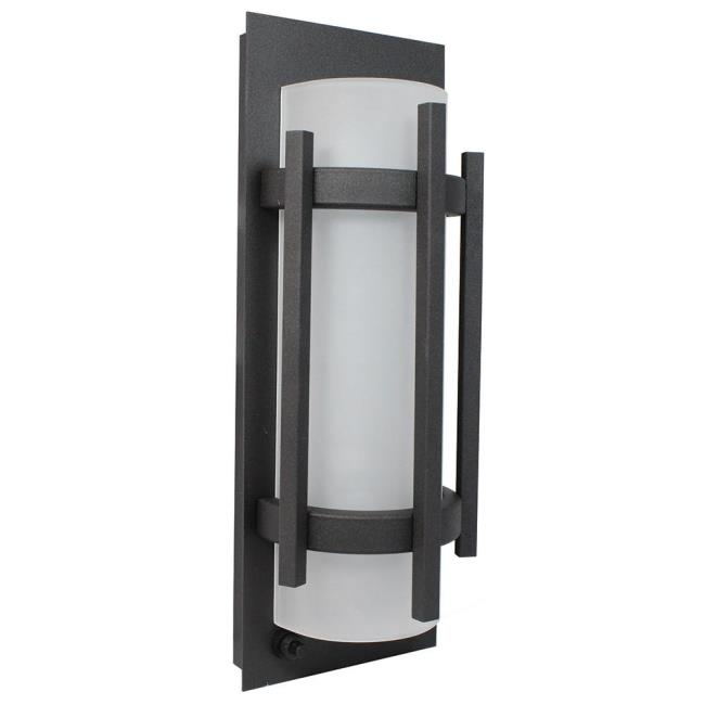 Image Cage Sconce Light. To Enlarge the image click or press Enter .  sc 1 st  C&ing World & Cage Sconce Light - ITC 59460-SJ9870004-DB - Light Fixtures ...