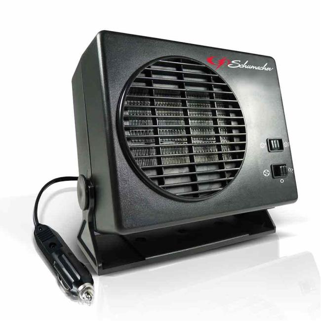 Image Ceramic Heater Fan. To Enlarge the image click Control-Option-Spacebar .  sc 1 st  C&ing World & Ceramic Heater Fan - Schumacher Electric 1224 - Portable Heaters ...