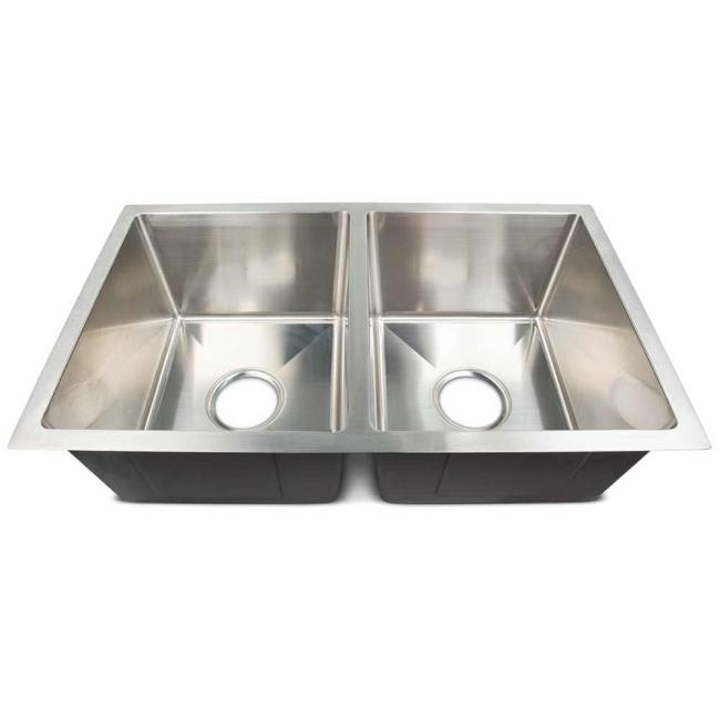 Genuine Stainless Steel Sinks, Double - Lippert Components Inc ...