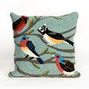 Birds Sky Pillow