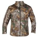 Realtree Men's Full Zip Microfleece Jacket, XL