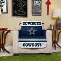 NFL Cowboys Chair Cover