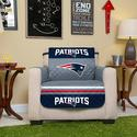NFL Patriots Chair Cover