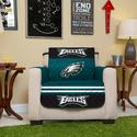 NFL Eagles Chair Cover