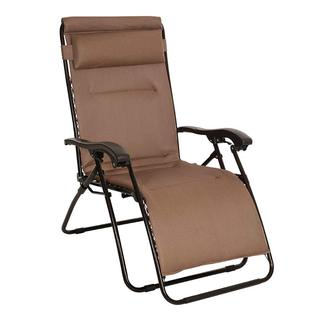 Premium Padded Recliner  sc 1 st  C&ing World : metal reclining garden chairs - islam-shia.org