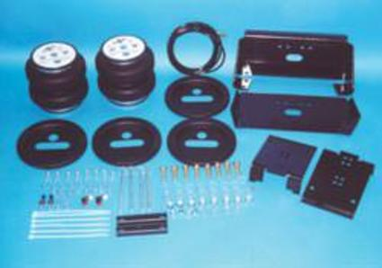 Super Duty Air Springs, Rear - '70-'03 Chevy / Dodge Motorhomes & Vans, GMC Vans