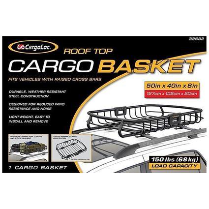 Rooftop Cargo Basket