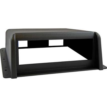 Under Cabinet DIN Stereo Housing