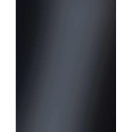 Norcold Black Plexiglas Refrigerator Door Panel, Upper Door Panel