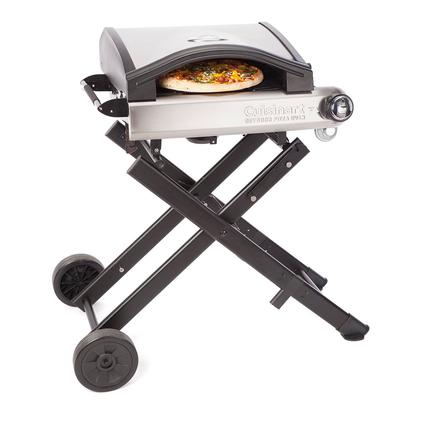 Cuisinart Alfrescamore Outdoor Pizza Oven with Stand
