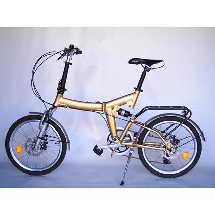 Origami Cricket 7 Bike, Metallic Mocha