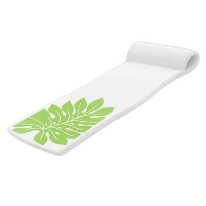 Sunsation Pool Float, Green Leaf