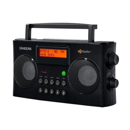 HD Radio/FM-Stereo/AM Portable Radio