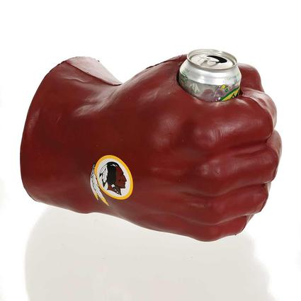 Fan Fist, Redskins